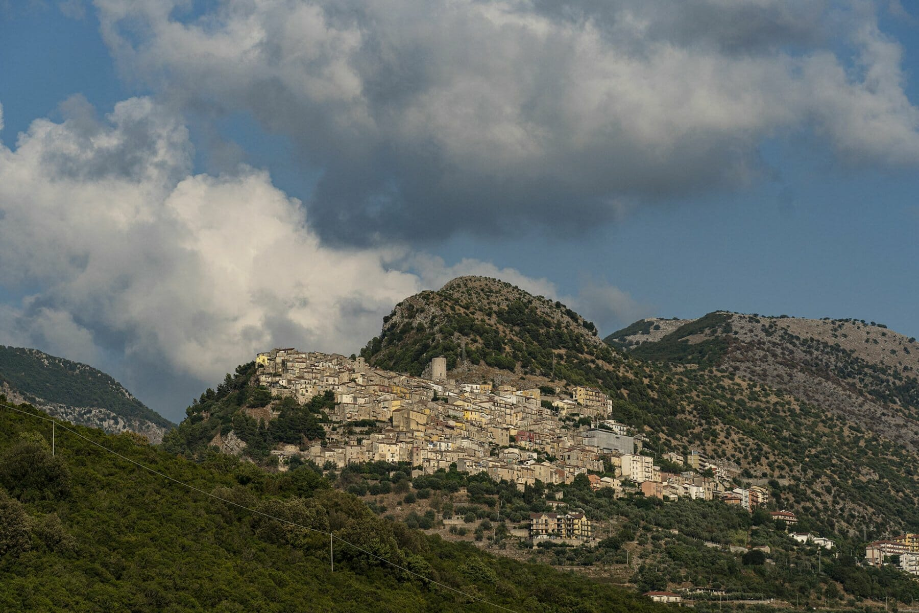 Italien, Castelcivita