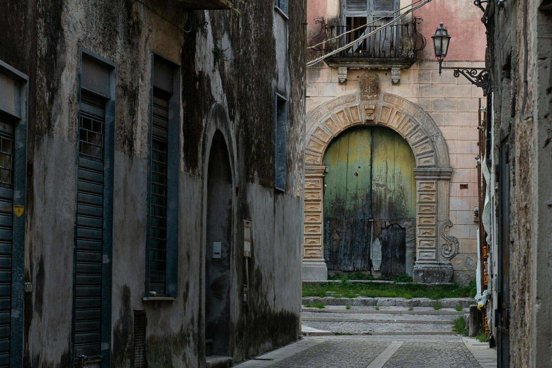 Italien, Giungano