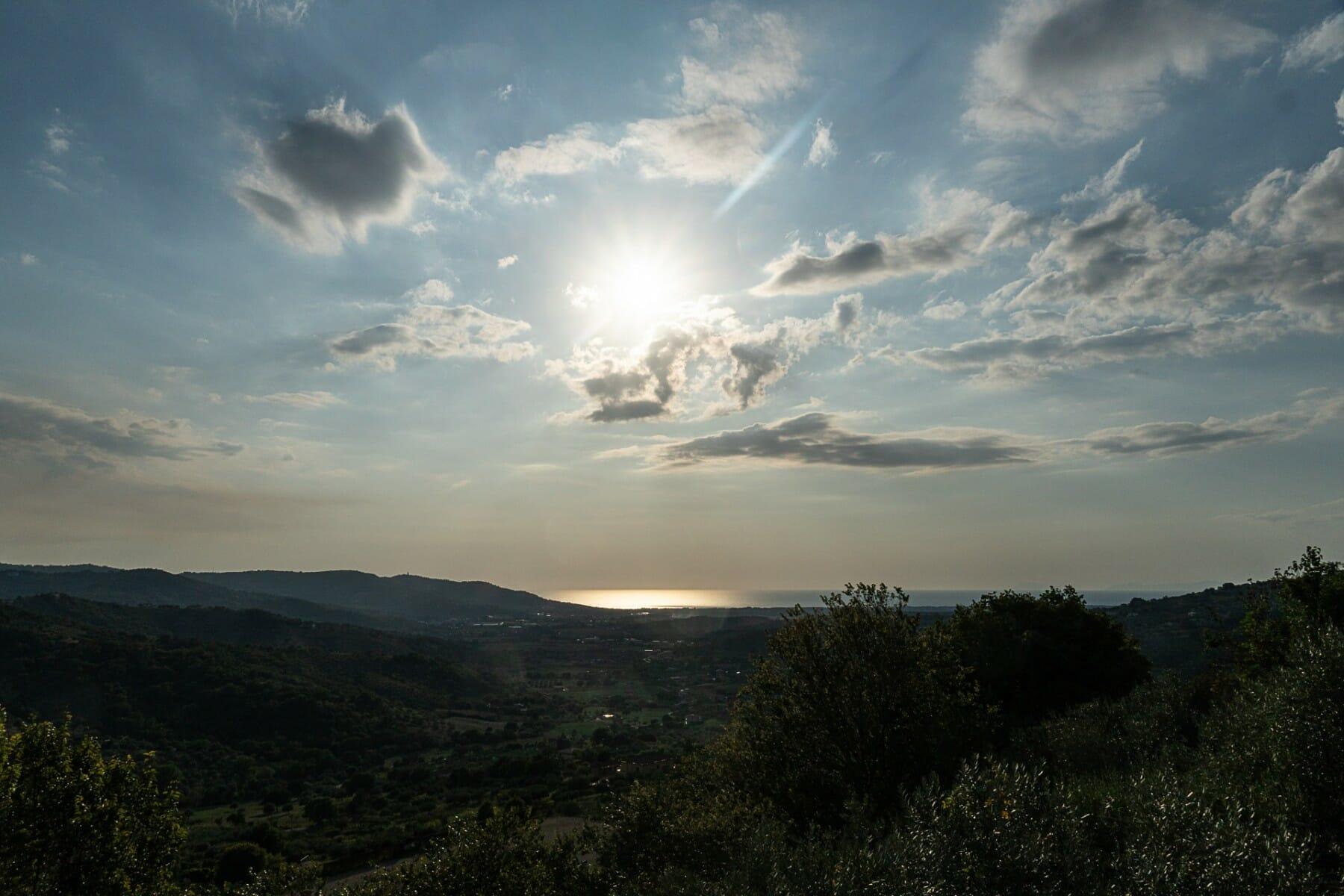 Italien, Sele-Ebene