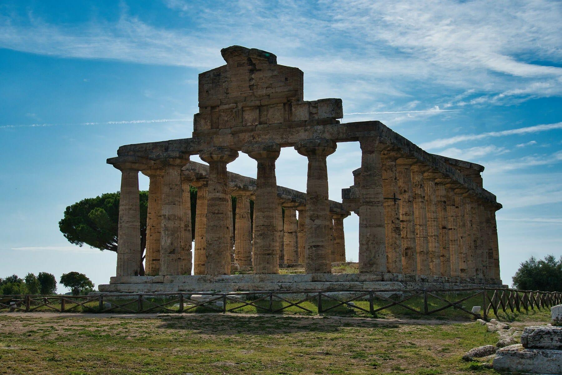 Italien, Paestum