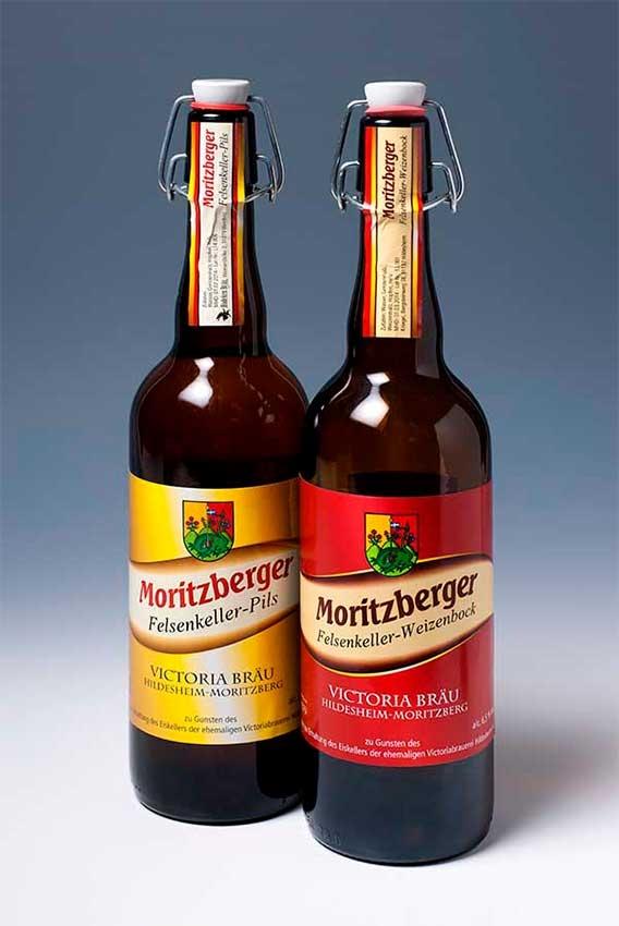 Bierflaschen-Etikett