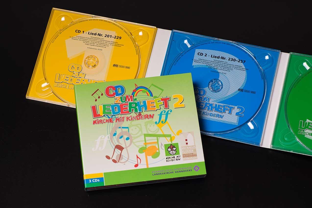 CD-Digipack