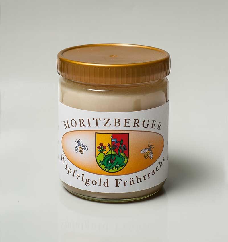 Honigglas-Etikett